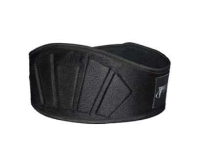 Trec Wear Пояс широкий черный