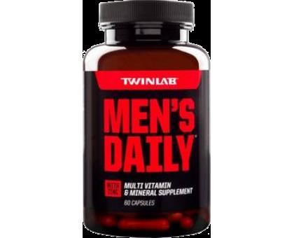 Twinlab Men's Daily 60 капс