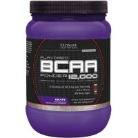 Ultimate Nutrition Flavored BCAA Powder 12000 228 гр