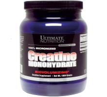 Ultimate Nutrition Creatine Monohydrate 1000 gr