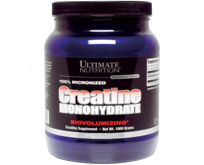 Ultimate Nutrition Creatine Monohydrate 1000 гр