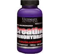 Ultimate Nutrition Creatine Monohydrate 300 гр