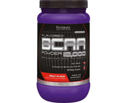 Ultimate Nutrition Flavored BCAA Powder 12000 457 gr