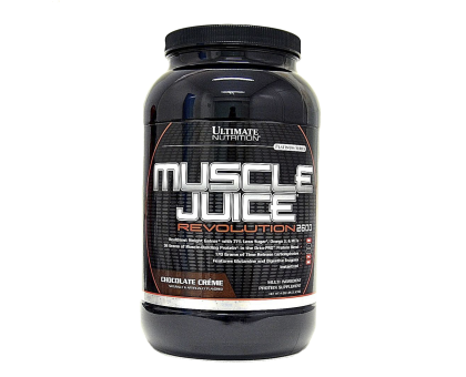Ultimate Nutrition Muscle Juice Revolution 2600 2120 gr