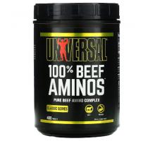 Universal Nutrition 100% Beef Aminos 400 таб