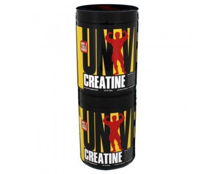 Universal Nutrition Creatine 200 гр + 200 гр