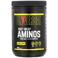 Universal Nutrition 100% Beef Aminos 200 таб