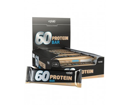 VPLab 60 Protein bar 1шт*50г