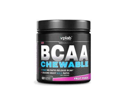 VPLab BCAA chewable 60 tab