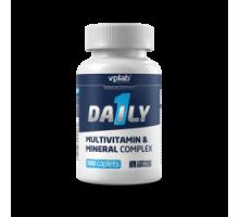 VPLab Daily 1 100 таб (срок 01.21 г)
