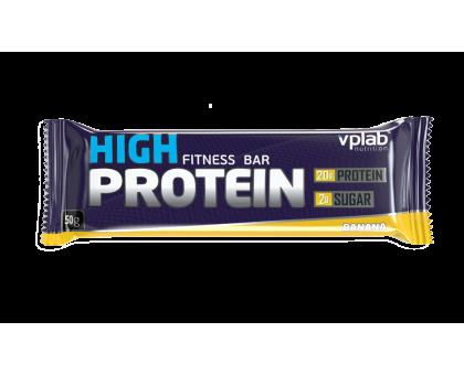 VPLab High Protein Fitness Bar 1шт*50гр