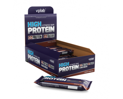 VPLab High Protein Fitness Bar 1шт*100гр