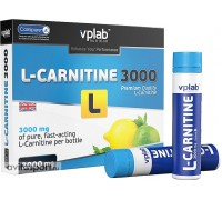 VPLab L-Carnitine 3000 1шт x25 мл