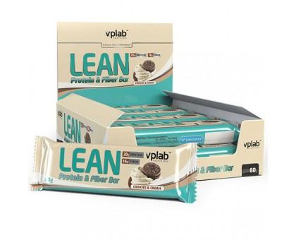VPLab Lean Protein Fiber Bar 1шт*60 гр