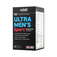 VPLab Ultra Men's Sport Multivitamin Formula 90 caps