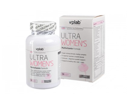 VPLab Ultra Women's Multivitamin Formula 90 caps