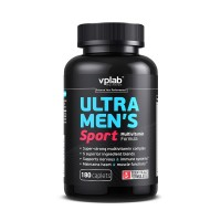 VPLab Ultra Men's Sport Multivitamin Formula 180 caps
