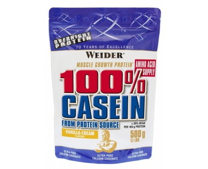 Weider Day & Night Casein 500 g (срок 07.2019)