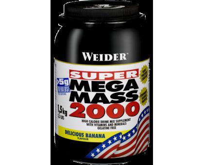 Weider Mega Mass 2000 1500 gr