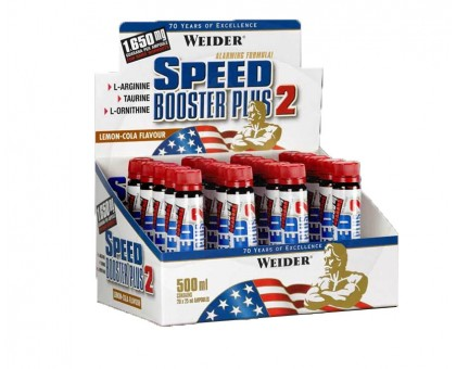 Weider Speed Booster Plus II 1шт*25мл