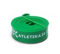 Atletika24 Зеленая резиновая петля (15-48 кг)