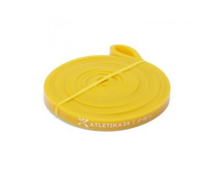 Atletika24 Желтая резиновая петля (2-15 кг)